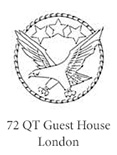 72 qt Guest House London