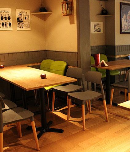 72QT club bar London