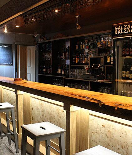London club bar hire