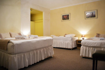 family room hotel bookings London