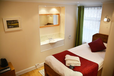 single hotel rooms booking London