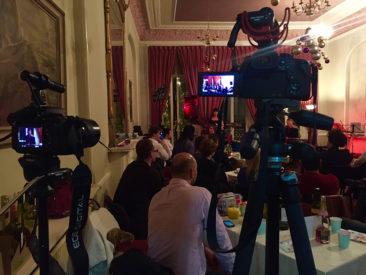 72QT London Latvian centre event