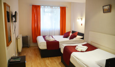 Family Room London Booking