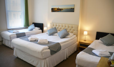 Bed and Breakfast Hotels London