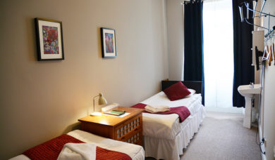 Double Twin Room London Booking