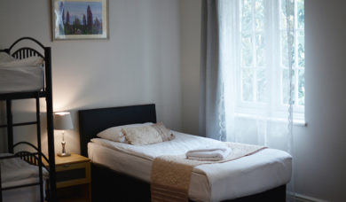 Large Family Bed and Breakfast Double Room London