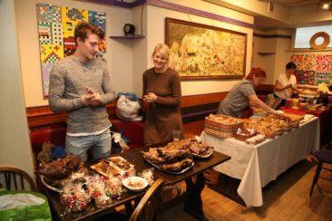 Latvian activities London