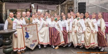 London Latvian Centre activities