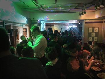 London Latvian Centre club bar