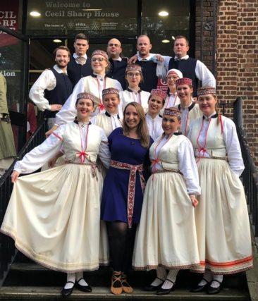 London Latvian Centre Groups