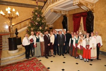 London Latvian Centre Groups