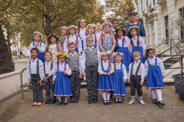 London Latvian Centre Language class