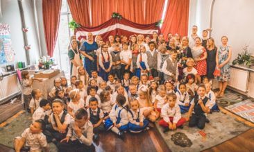 London Latvian school