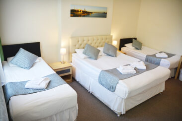 Central London family rooms